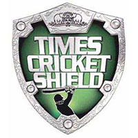 The Times Cricket Shield - DMCC Vs BEST